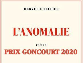 L-anomalie PRIX GONCOURT